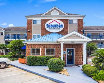 Suburban Extended Stay Hotel Biloxi North Area - D'Iberville - Building