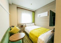 Hotel Sardonyx Ueno - Τόκιο - Κρεβατοκάμαρα