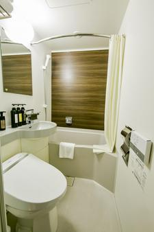 Hotel Sardonyx Ueno - Tokio - Kylpyhuone