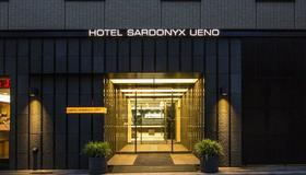 Hotel Sardonyx Ueno - Tokio - Gebouw