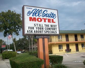 All Suite Motel - Edgewater - Gebäude