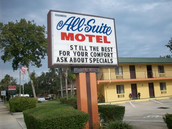 All Suite Motel - Edgewater - Building