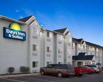 Days Inn & Suites by Wyndham Lafayette IN - Лафайет - Здание
