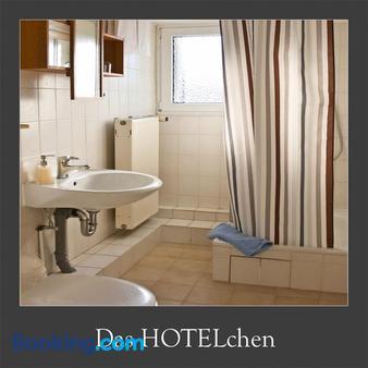 Das Hotelchen - Lübeck - Bathroom