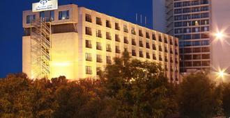 Grand Palace Hotel - Amã - Edifício