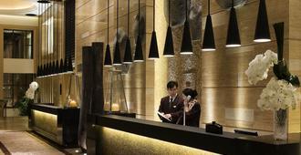 Sofitel Shanghai Sheshan Oriental - Xangai - Recepção