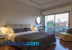 República Bed & Breakfast & Arts - Lisbon - Phòng ngủ