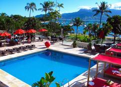 Hotel Itapemar - Ilhabela - Piscina
