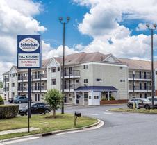 Suburban Extended Stay Hotel Charlotte-Ballantyne