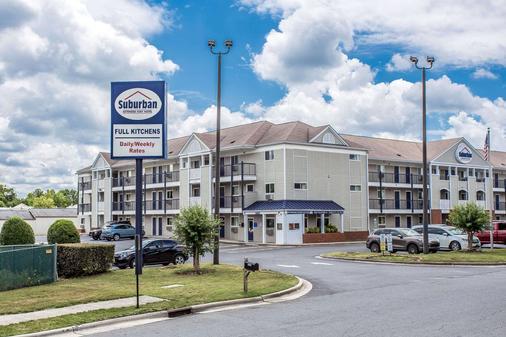 Suburban Extended Stay Hotel Charlotte-Ballantyne - Σάρλοτ - Κτίριο