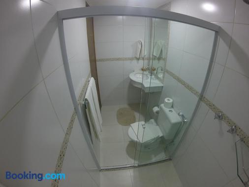 Pousada Princesa Isabel Dom Pedro - Petrópolis - Bathroom