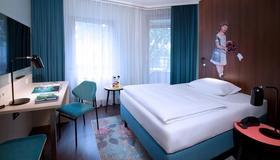 Hotel My Poppelsdorf - Bonn - Phòng ngủ