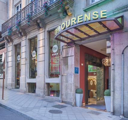 NH Ourense - Orense - Bâtiment