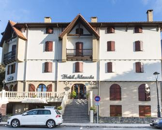 Hotel Alameda - Zarautz - Gebouw