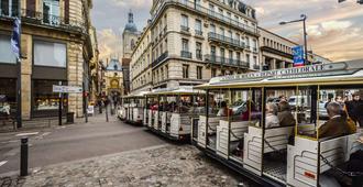 La Berteliere, The Originals Relais (Qualys-Hotel) - Saint-Martin-du-Vivier - Vista del exterior