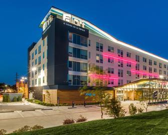 Aloft Dallas Arlington Entertainment District - Arlington - Gebäude