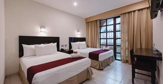 Hotel Colonial - Mérida - Bedroom