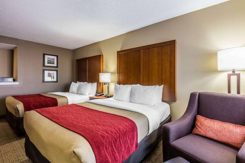 Comfort Inn & Suites Airport-American Way - Memphis - Bedroom