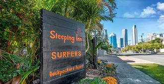 Sleeping Inn Surfers Paradise - Hostel - Surfers Paradise - Outdoor view