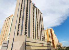 S4 Hotel - Brasília - Rakennus