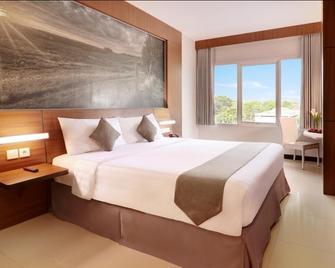 Hotel Neo Palma Palangkaraya By Aston - Палангкарая - Спальня