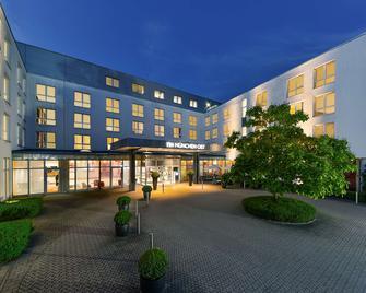 NH München Ost Conference Center - Мюнхен - Будівля