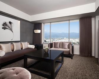 Sheraton Taitung Hotel - Tchaj-tung - Obývací pokoj