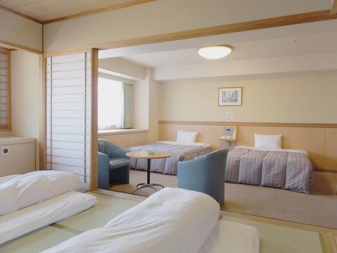 Itoen Hotel Atamikan - Atami - Bedroom
