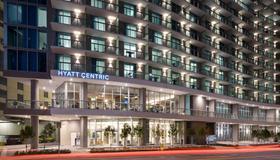 Hyatt Centric Brickell Miami - Miami - Edifício