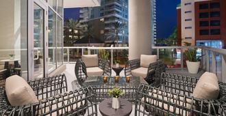 Hyatt Centric Brickell Miami - מיאמי - מרפסת