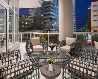 Hyatt Centric Brickell Miami - Miami - Balcón