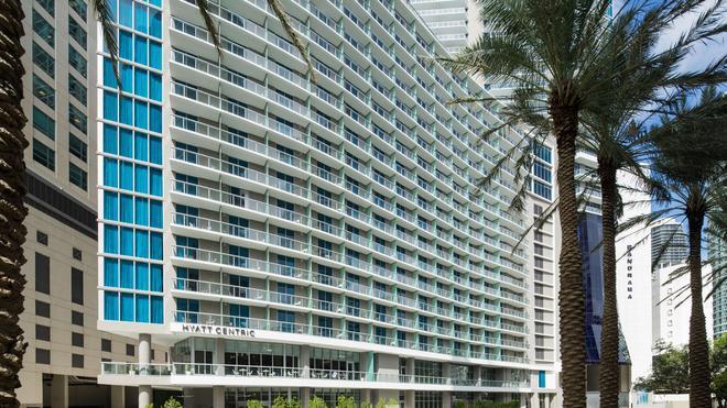 Hyatt Centric Brickell Miami - Miami - Rakennus