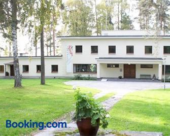 Art Hotel Honkahovi - Mänttä-Vilppula - Gebäude