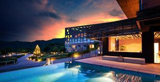 Garden Terrace Nagasaki Hotels & Resorts - נגאסאקי - בריכה