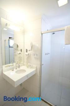 Mercure São Paulo Alamedas Hotel - Sao Paulo - Phòng tắm