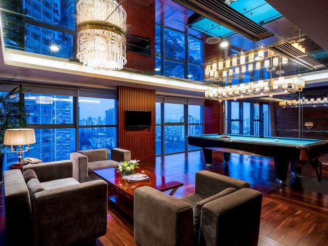 Grand Mercure Xiamen Downtown - Xiamen - Σαλόνι
