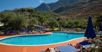 Club Hotel Olivi - Malcesine - Pool