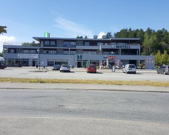 Motell Svinesundparken - Halden - Gebäude