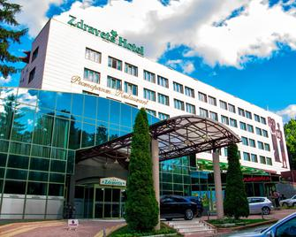 Zdravets Hotel Wellness & Spa - Велинград - Building