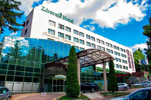 Zdravets Hotel Wellness & Spa - Velingrad - Building