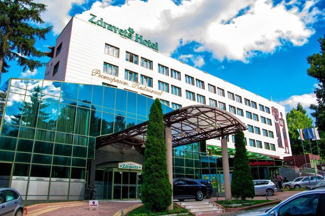 Zdravets Hotel Wellness & Spa - Velingrad - Building