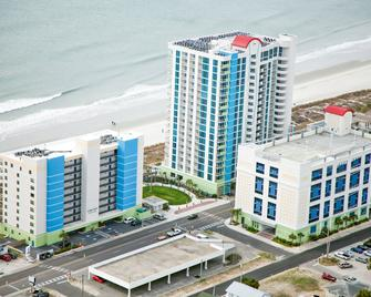 Towers at North Myrtle Beach - North Myrtle Beach - Gebouw