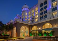 Radisson Blu Plaza Hotel Mysore - Mysore - Κτίριο
