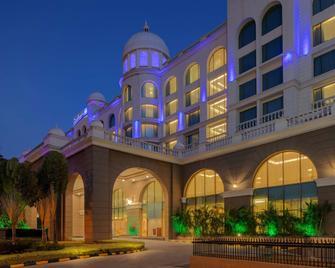 Radisson Blu Plaza Hotel Mysore - Mysore - Rakennus