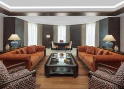 Radisson Blu Plaza Hotel Mysore - Mysore - Pokój dzienny