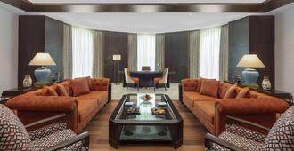 Radisson Blu Plaza Hotel Mysore - Mysore - Living room