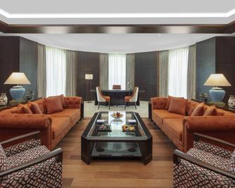 Radisson Blu Plaza Hotel Mysore - Maisúr - Obývací pokoj