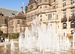 Mercure Sheffield St Paul's Hotel & Spa - Sheffield - Vista del exterior