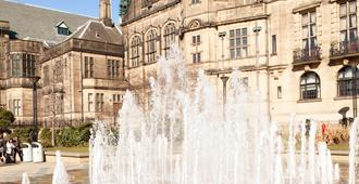 Mercure Sheffield St Paul's Hotel & Spa - Sheffield - Vista externa