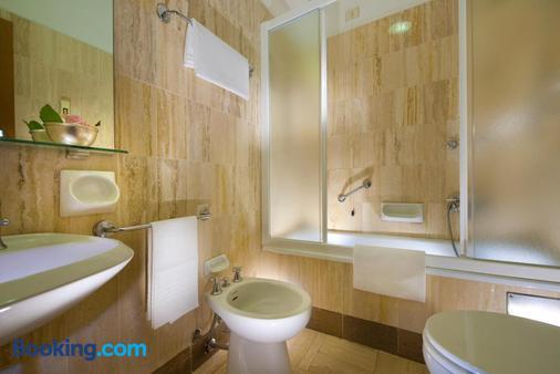 Parma E Oriente - Montecatini Terme - Phòng tắm